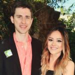 Gordon Edge became engaged to Miriam Ramos